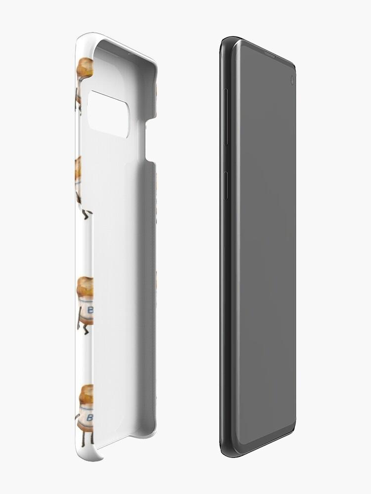 Alternate view of Bolo de Arroz - The Dancer Case & Skin for Samsung Galaxy
