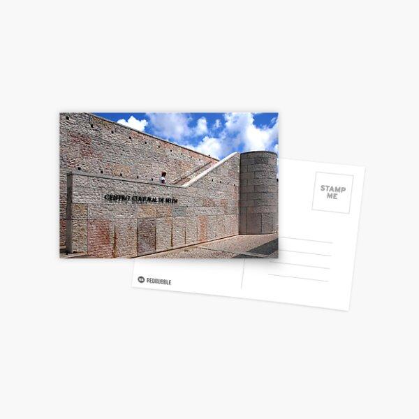 Centro Cultural de Bélem Postcard