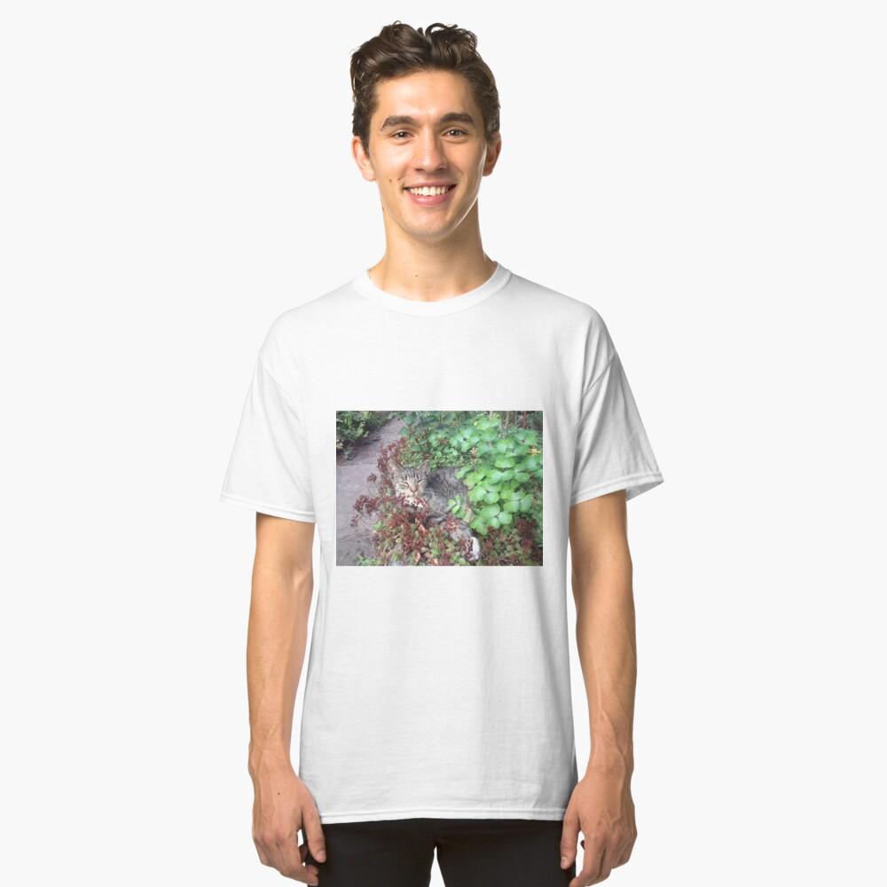 Katze Moritza Classic T-Shirt