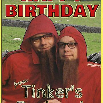 Tinker's Rucksack Birthday by loganferret