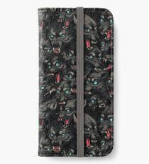 Wolf Pack Pattern iPhone Wallet/Case/Skin