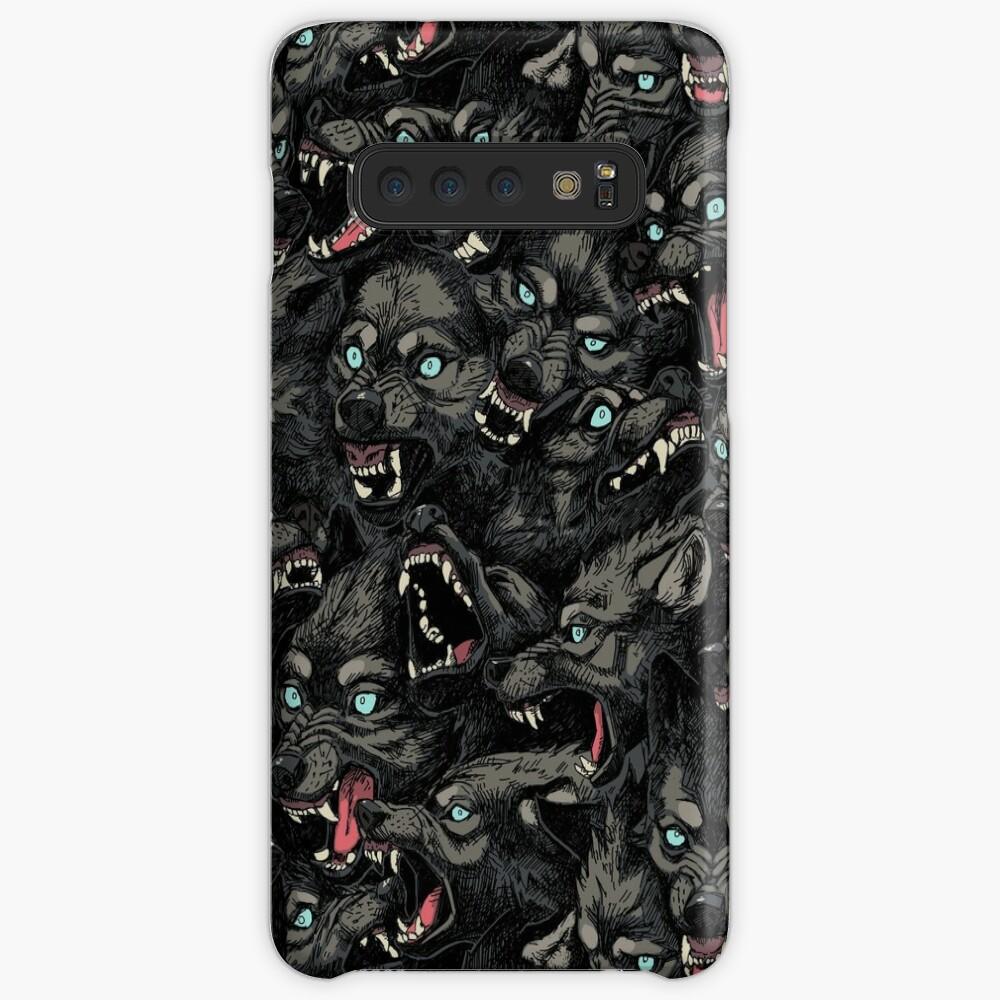 Wolf Pack Pattern Case & Skin for Samsung Galaxy