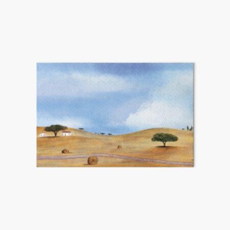Alentejo landscape Art Board Print