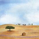 Alentejo landscape by Pickle-Films