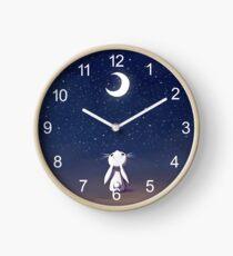 Reloj Moon Bunny