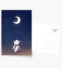 Mondhase Postkarten