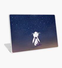 Moon Bunny Laptop Skin