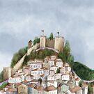Lisboa landscape by Pickle-Films