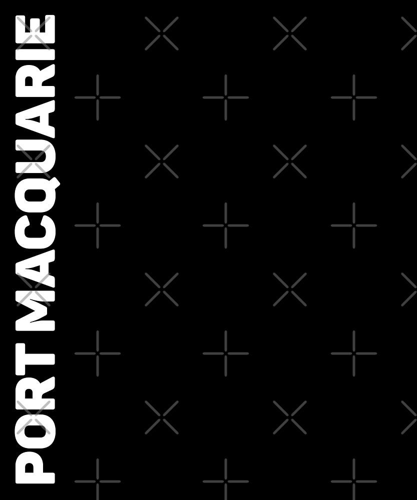 Port Macquarie by designkitsch