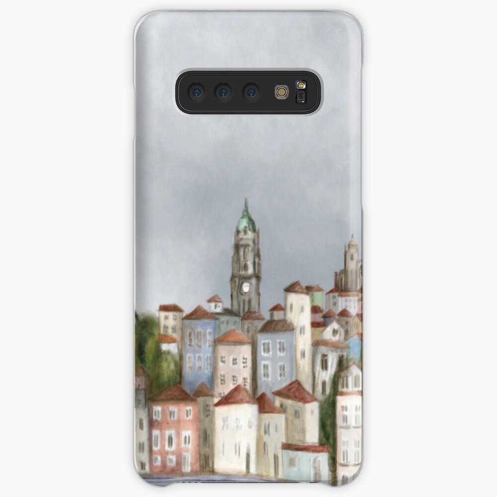 Porto landscape Case & Skin for Samsung Galaxy