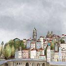 Porto landscape by Pickle-Films