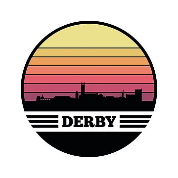 Derby Skyline (England) by SvenHorn