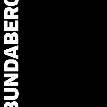 Bundaberg T-Shirt by designkitsch