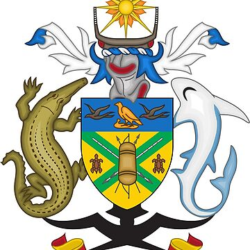 Coat of arms of the Solomon Islands by PZAndrews