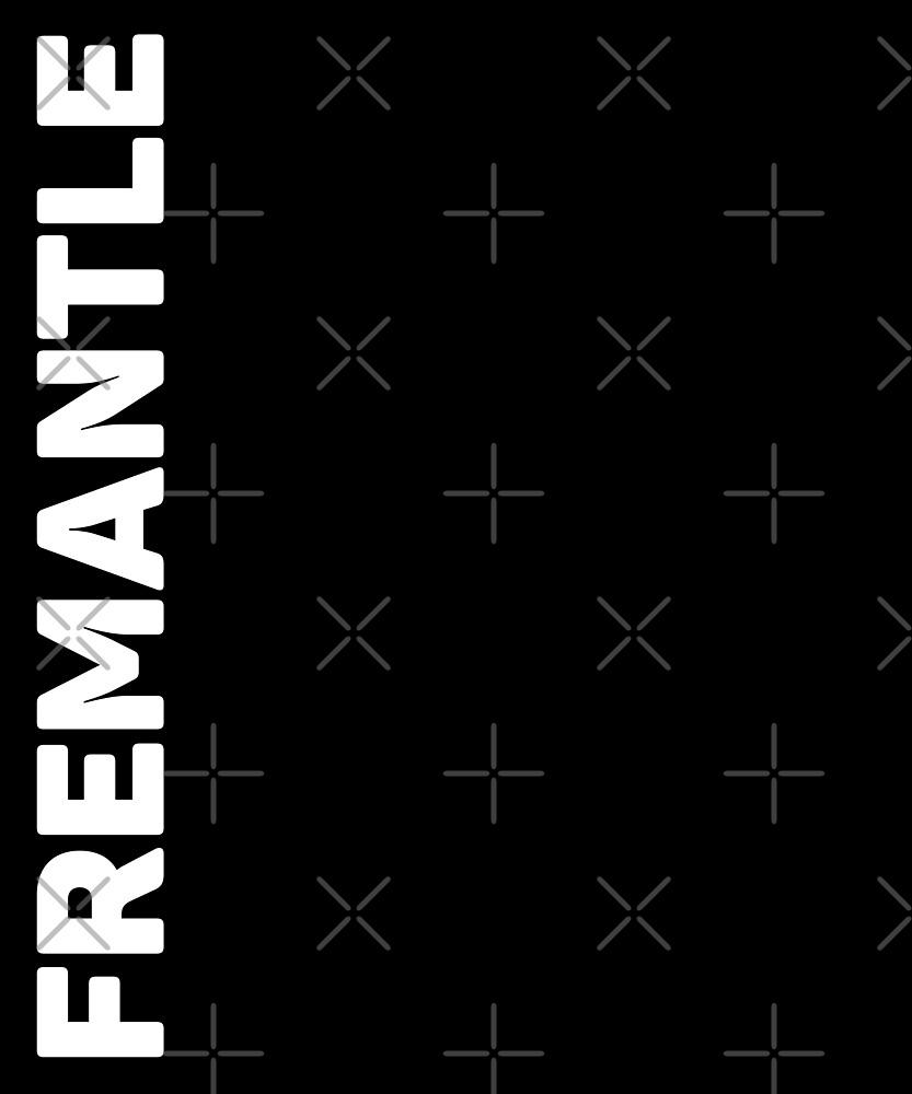 Fremantle by designkitsch