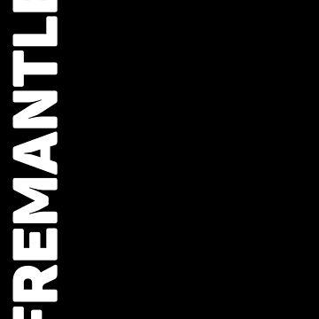 Fremantle T-Shirt by designkitsch