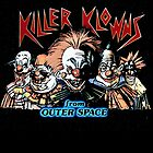 Killer klowns from outerspace by American  Artist