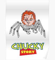 Chucky Story Poster