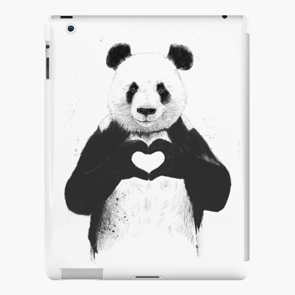 All you need is love iPad Case & Skin