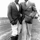 Pat MCarthy with Jack Dempsey (1920 or so) by gailrush
