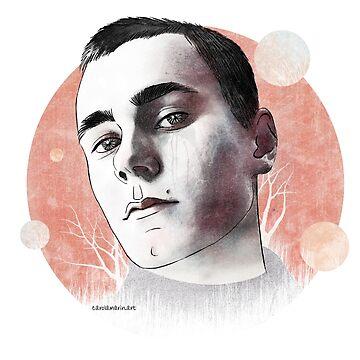 Tarjei Sandvik Moe | illustration by carolam