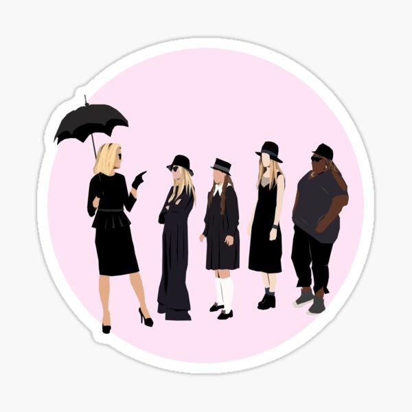 Witch Gang Sticker