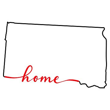 Home Sweet Home - South Dakota by indicap