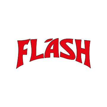 Flash Gordon's Old School Logo by hypnotzd