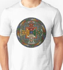 Mandala of Yamantaka Unisex T-Shirt
