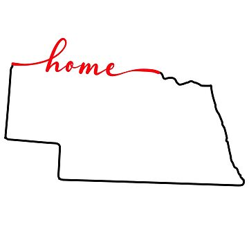 Home Sweet Home - Nebraska by indicap