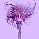 Shades of purple... by Patriciakb