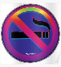 No Smoking Digital Art Posters | Redbubble