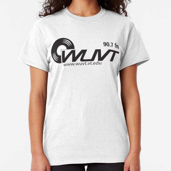 WUVT Classic Logo Classic T-Shirt