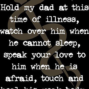 Touch and heal his weak body | Healing Prayer For Father by ctaylorscs