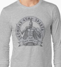 leonidas spartans gym T-Shirt