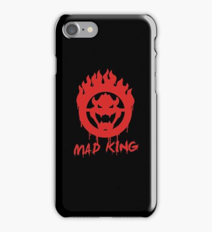 Mad King iPhone Case/Skin