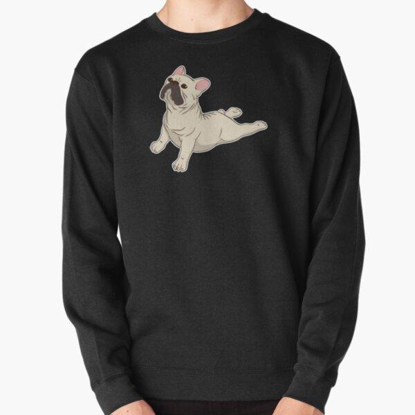 French Bulldog Yoga Pullover Sweatshirt