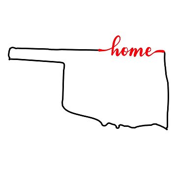 Home Sweet Home - Oklahoma by indicap