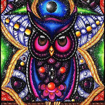Night Owl von merveilletheartist