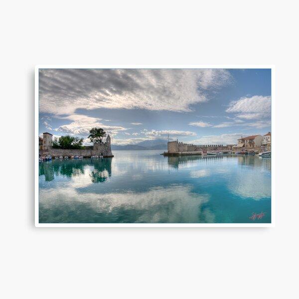 Greek Landscape 002 Metal Print