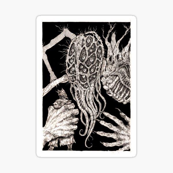 Oh Amygdala Sticker