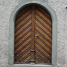 Antique Door, Rapperswill, Switzerland by jaeepathak