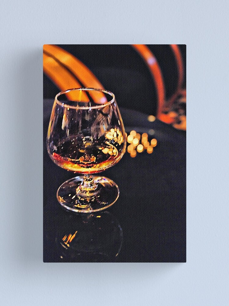 Alternate view of Rémy Martin Canvas Print