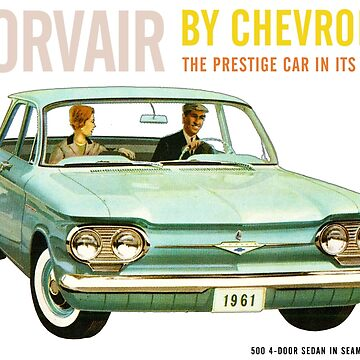 CHEVROLET CORVAIR by ThrowbackMotors