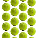 Tennis Balls by Richard-Gary Butler