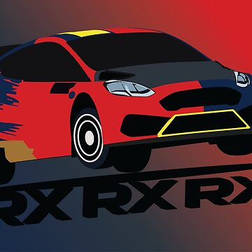 Fiesta RX by AutomotiveArt