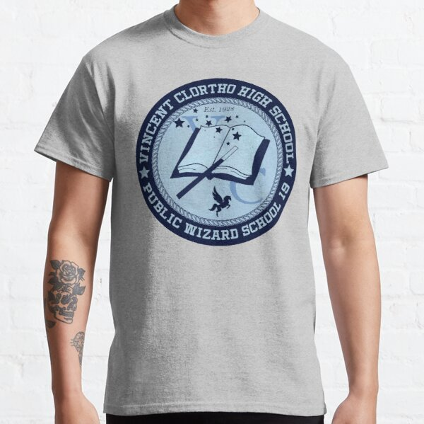 Vincent Clortho High School - Public Wizard School - Key & Peele Inspired Classic T-Shirt
