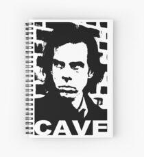 Nick Cave Spiral Notebook