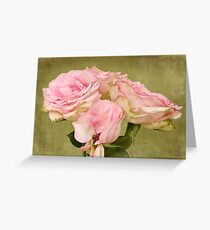 Aged Beauty Greeting Card