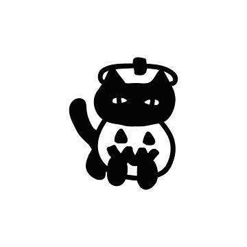 Pumpkat by jijiru